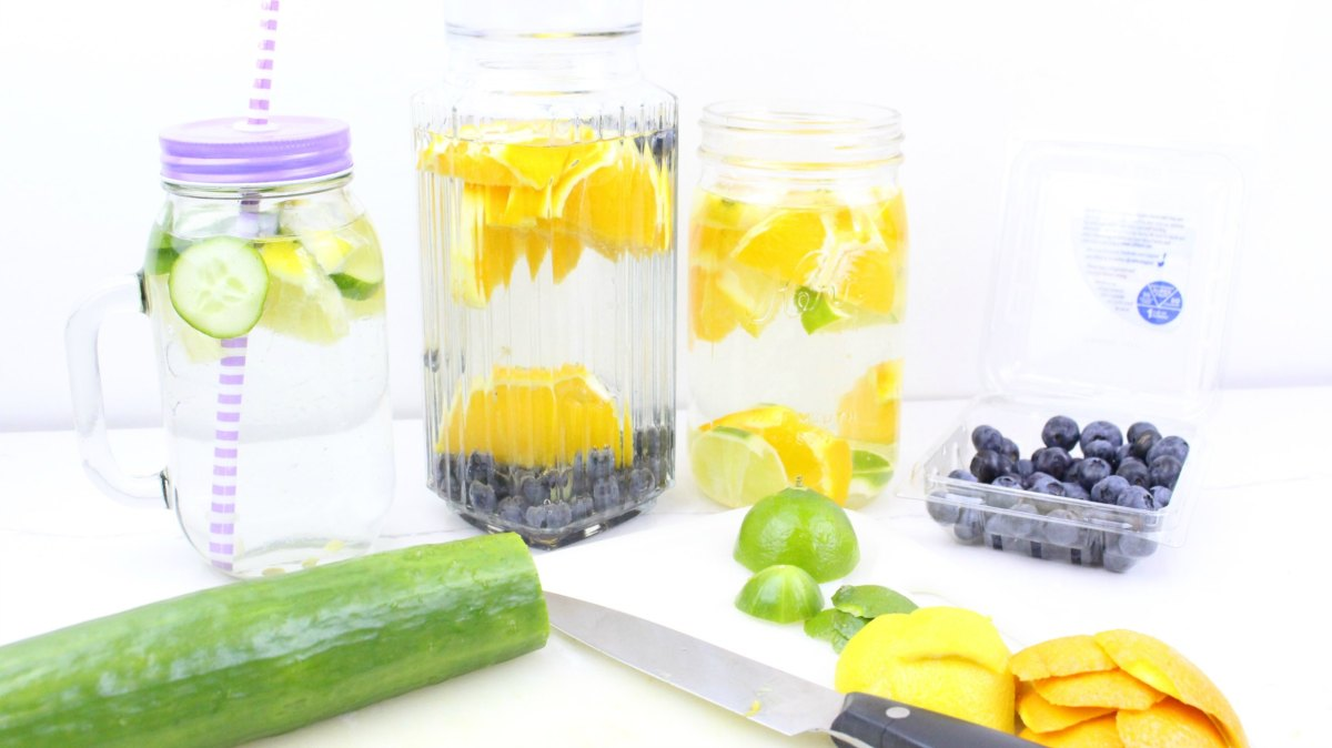 Stay refreshed all summer long with these 5 infused water recipes sure to tickle your taste buds and quench your thirst.
