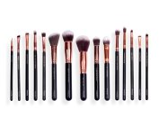 Lux Vegan Makeup Brush Set MOTD Cosmetics Vegan Makeup Brushes