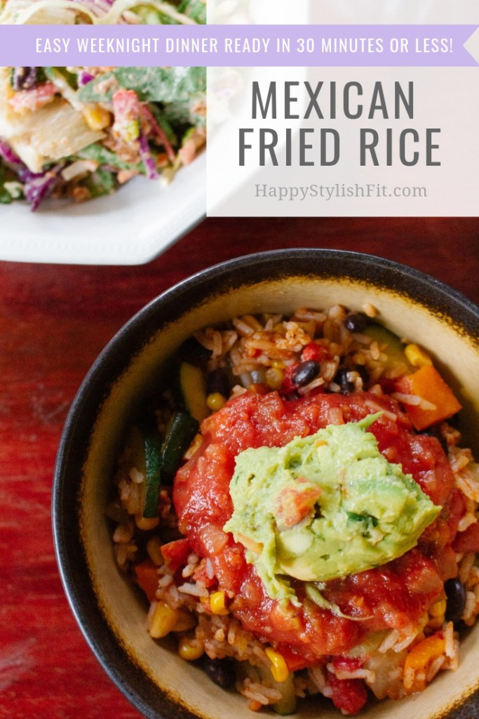 Mexican Fried Rice Easy Family Dinner