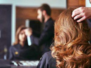 髮型需要諮商