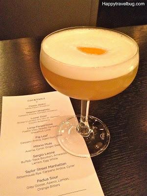 Sergio Leone cocktail