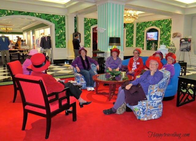 the red hat club women