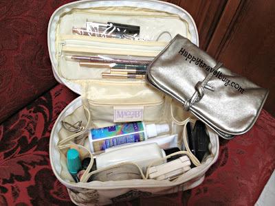 Packing up make-up
