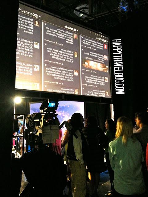 Behind the screen at harpo studios