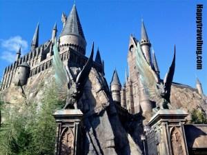 A Day at Universal Studios Orlando