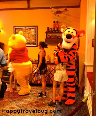 Winnie the Pooh and Tigger too!