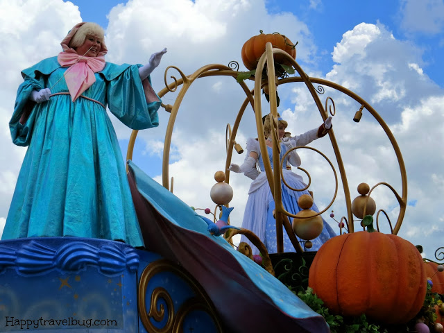 Cinderella and the Fairy Godmother