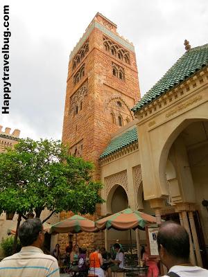 Morocco in Epcot