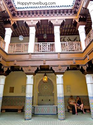 Morocco at Epcot (Disney World)