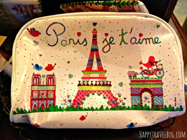 Paris bag from Epcot in Disney World