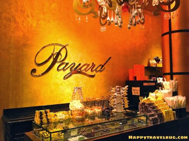 Payard at Caesar's Palace in Las Vegas