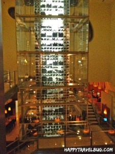 Flying Angels at Aureole