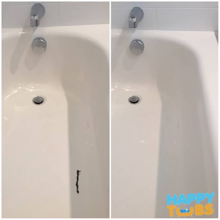 Bathtub Chip Repair in Dallas, TX