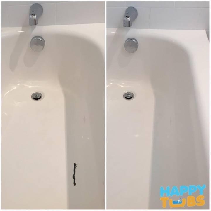 Bathtub chip repair in dallas tx happy tubs bathtub repair for Bathtub chip repair