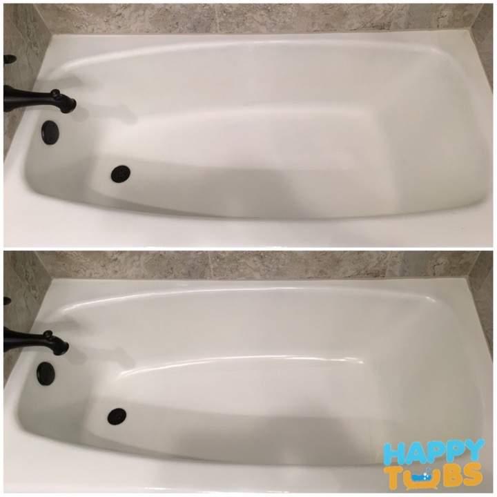 Bathtub Restoration in Southlake, TX - Happy Tubs Bathtub Repair