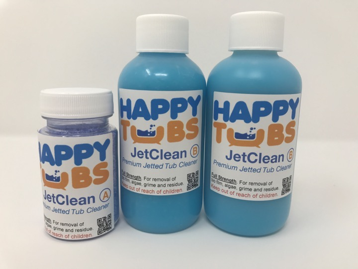 Jetted Tub Cleaner - Professional Jet Cleaner - Gets Your Jets Clean