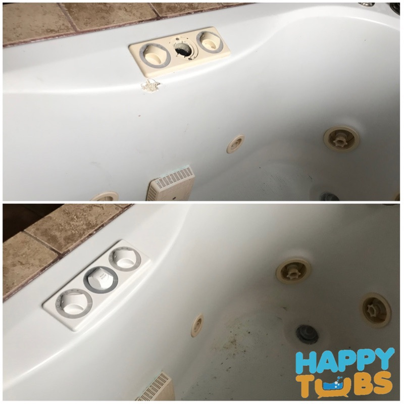 Jacuzzi Switch Repair