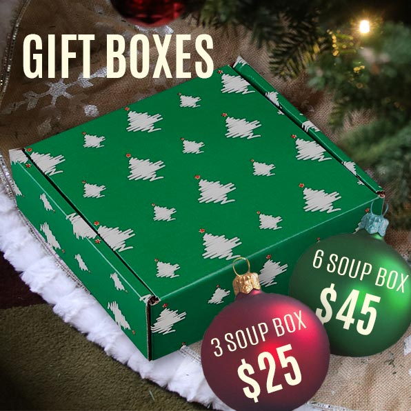 Soup Gift Boxes