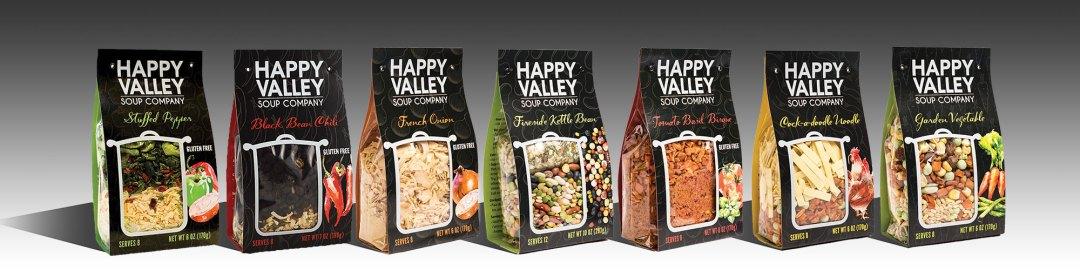seven more happy valley soups