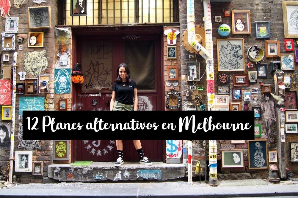12 planes alternativos en Melbourne - Happy Viajera