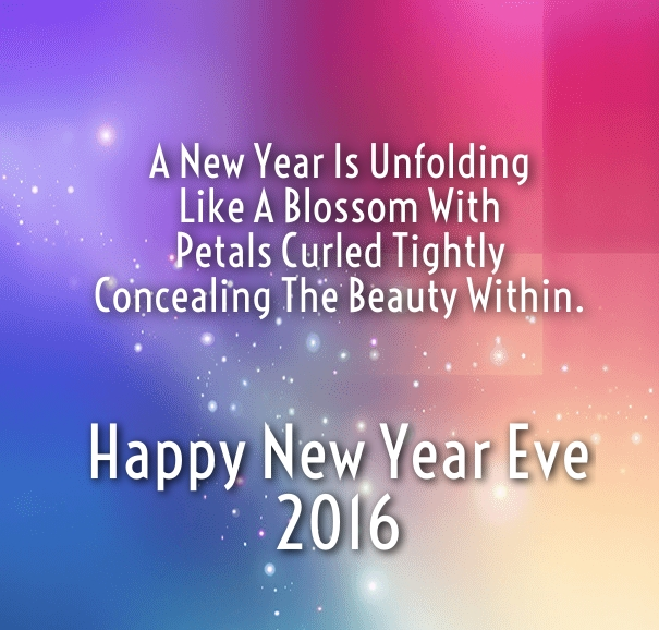 beauty new year quotes