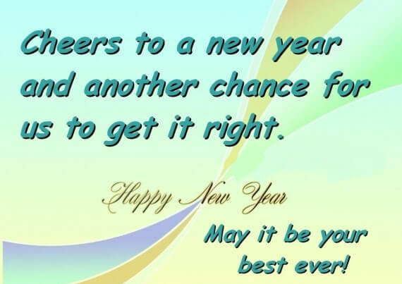 english new year quotes