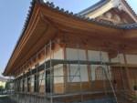 福岡県久留米市の『紫雲山 光明寺』   本堂新築工事0