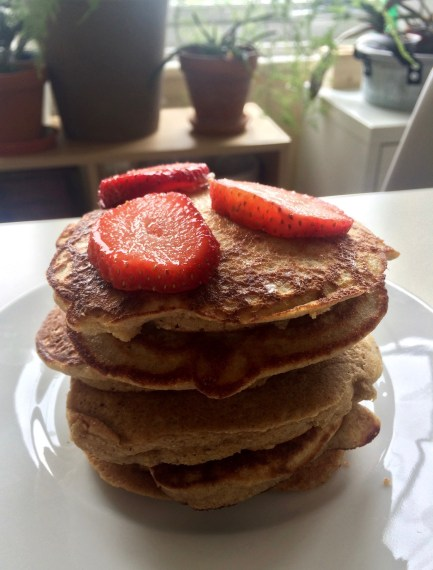 Gluten Dairy Free Pancakes- Hara Holistics