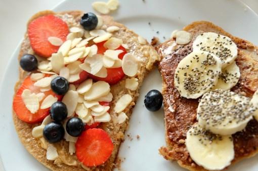 Gluten Dairy Free Breakfast