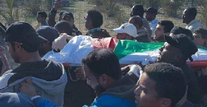 Bom Zionis Israel Kembali Tewaskan Petani Palestina