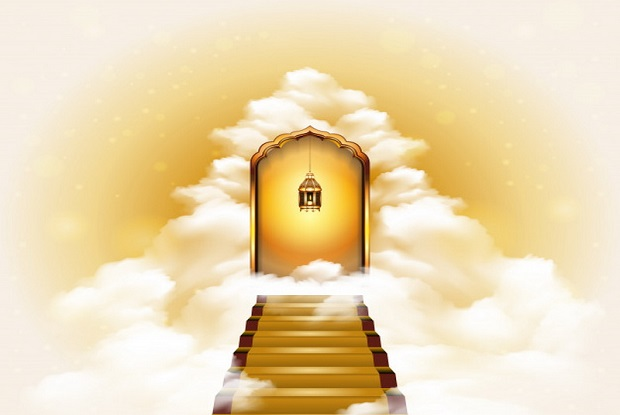 Tiga kunci masuk surga