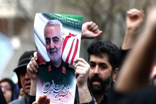 Iran Ungkit Pembunuhan Jenderal Soleimani Sebagai Terorisme