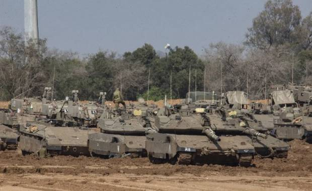 Israel Ancam Lancarkan Serangan