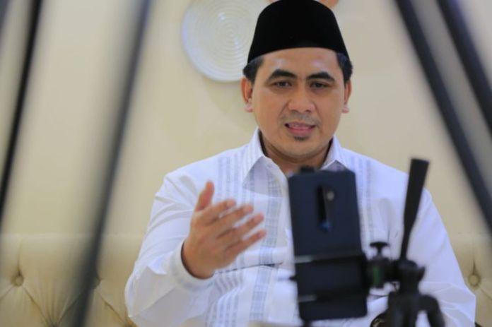 Taj Yasin Imbau Masyarakat Perangi Radikalisme melalui Kemakmuran Masjid