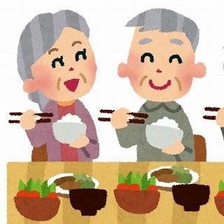 高齢者会食会