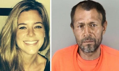 Kate Steninle and her illegal alien murder!