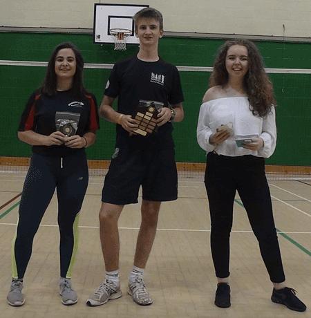 Outstanding Club Member awards