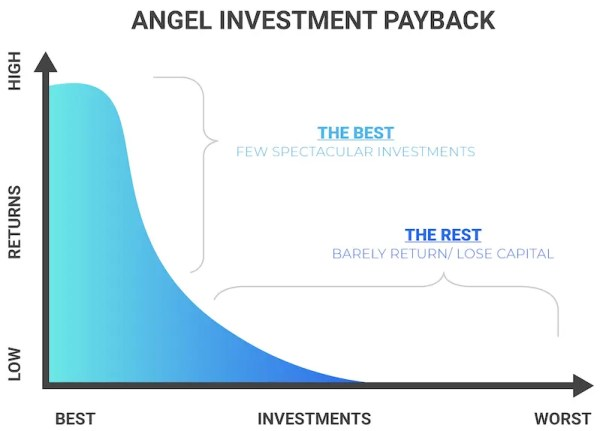 Angel Investment Payback Returns