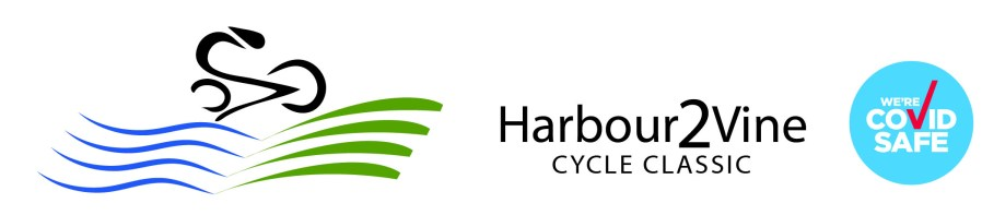 harbour to vine cycle race covid safe