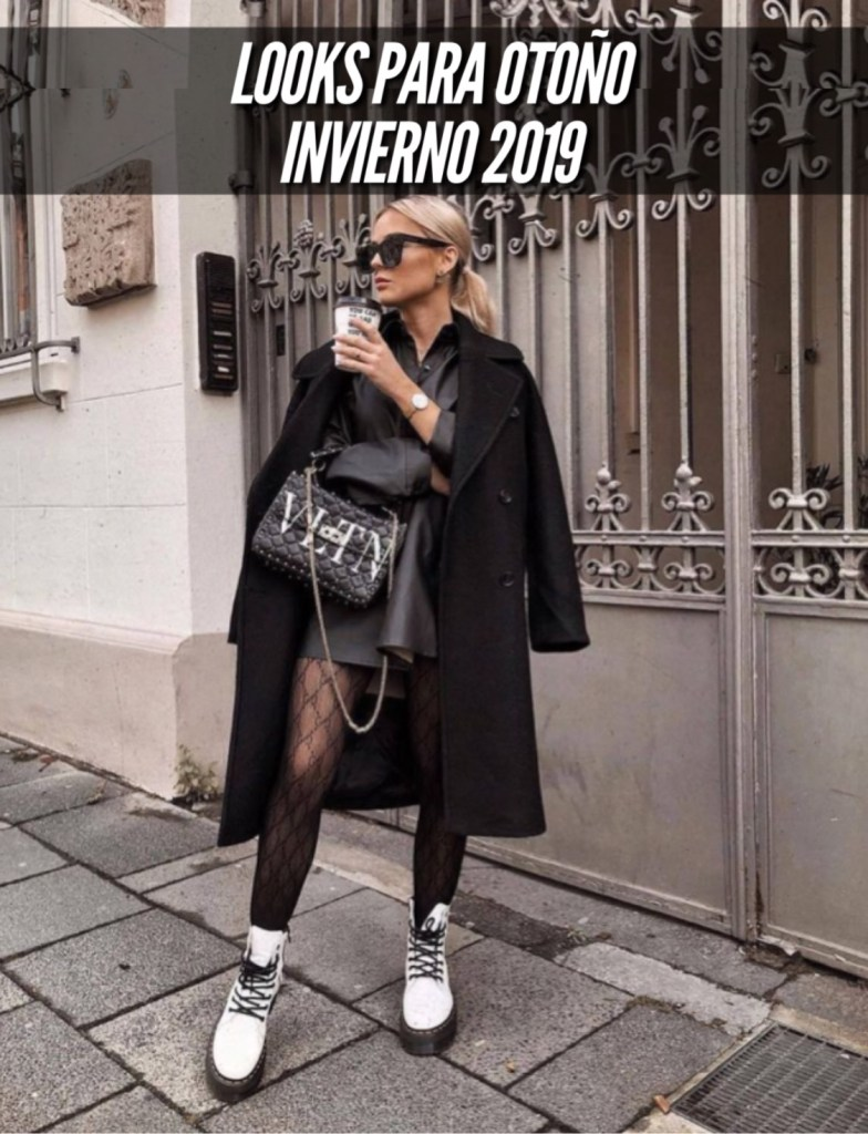 Outfit otoño mujer 2019