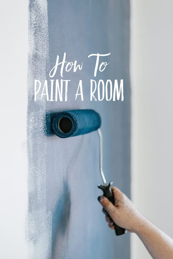 How To Paint A Room Harbour Breeze Home
