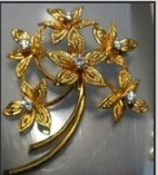 Antique Jewelry Pin