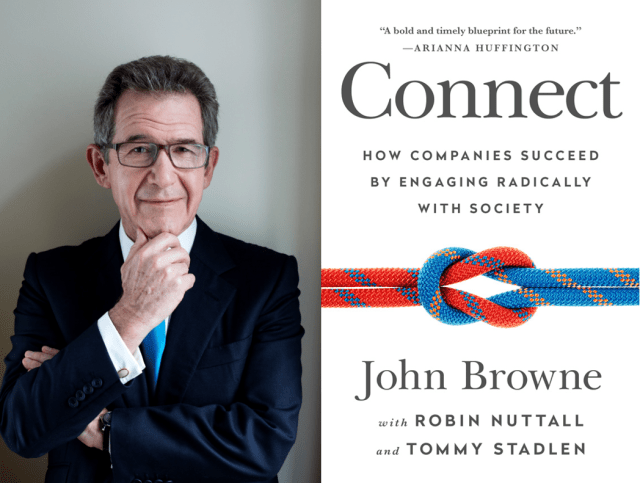 Lord Browne Graphic