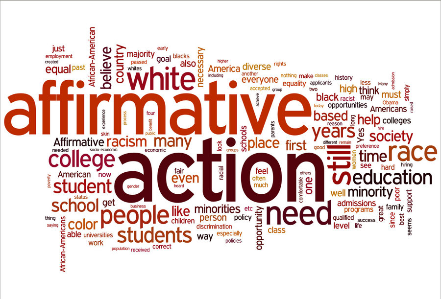 Affirmative Action Fail Achievement Gap >> Opposing Views On Affirmative Action The Harbus