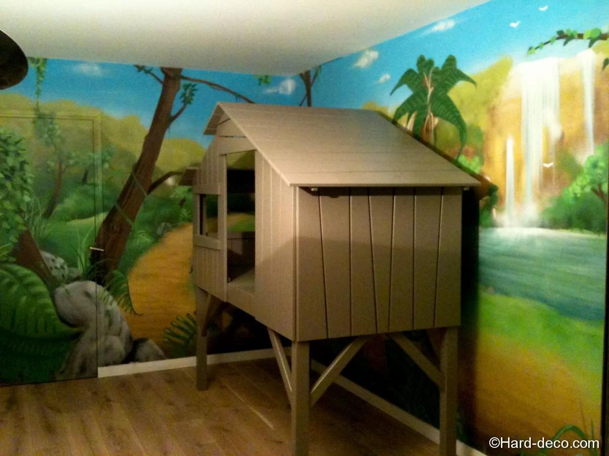 Dco Chambre Jungle Fille