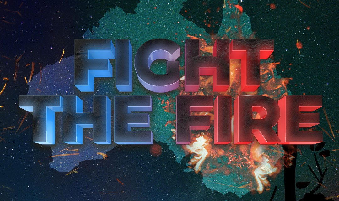 fight hte fire Titelbild