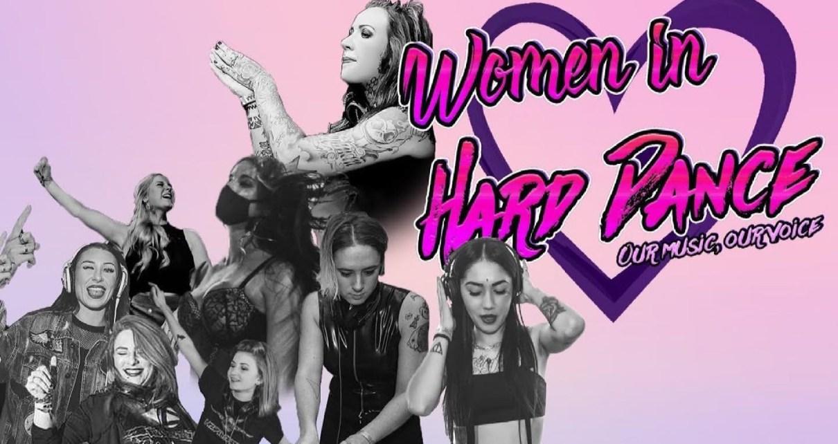 Women in Hard Dance