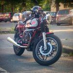 La Nervosa - Moto Guzzi V65