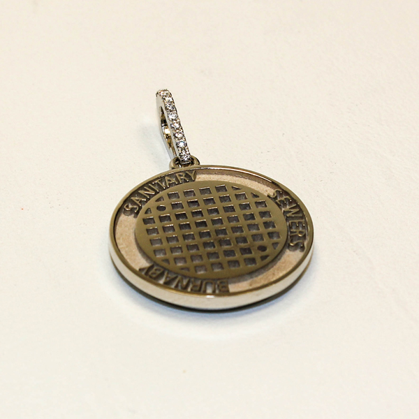 Burnaby Manhole