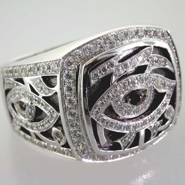 Sacred Eye of Ra Ring